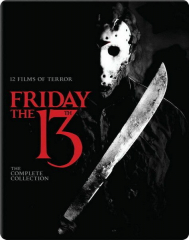Friday The 13th - USA Classic Horror Thriller Movie