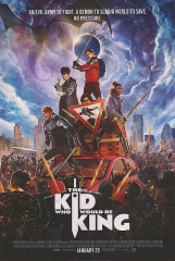 Kid who would be King Regular Movie
