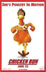 Chicken Run (She's Poultry) Movie