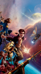Treasure Planet 2002 movie