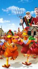 Chicken Run 2000 movie