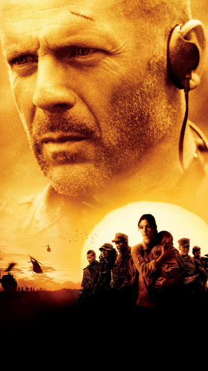 Tears of the Sun 2003 movie