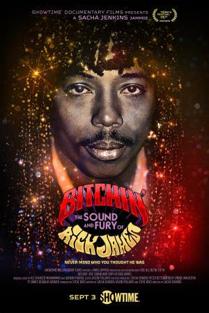 Bitchin': The Sound and Fury of Rick James (2021) Movie