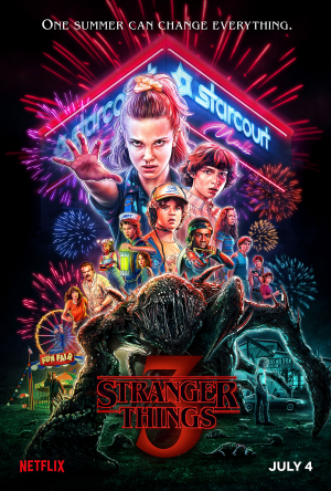 Netflix's new Stranger Things 3