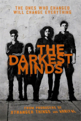 The Darkest Minds science fiction Movie Cover