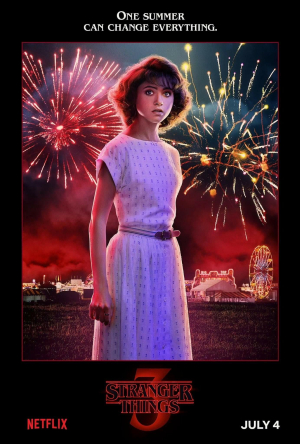Stranger Things 3 Nancy Wheeler (Natalia Dyer)